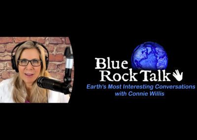 Dr. Haseltine on Blue Rock Talk